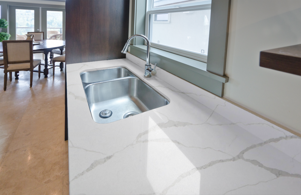 Orion Calacatta Orion Quartz Surfaces